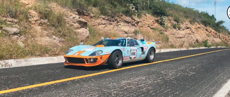 Aclaración de los accidentes en La Carrera Panamericana