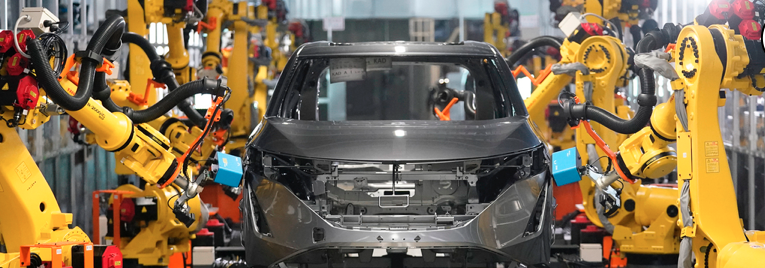 Esto es Nissan Intelligent Factory