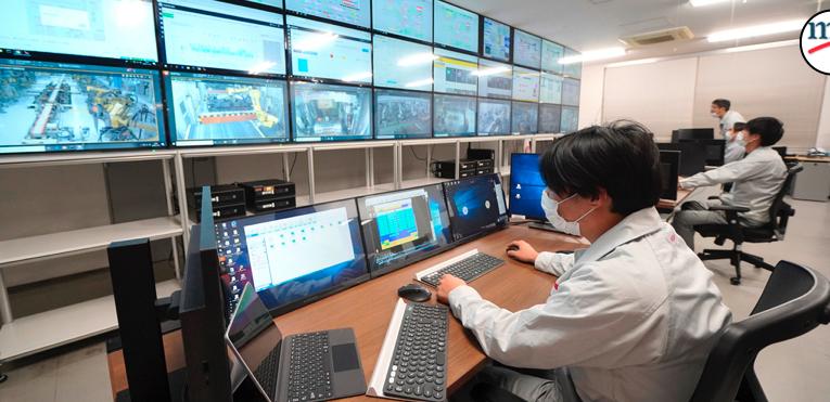 Galería: Nissan Intelligent Factory