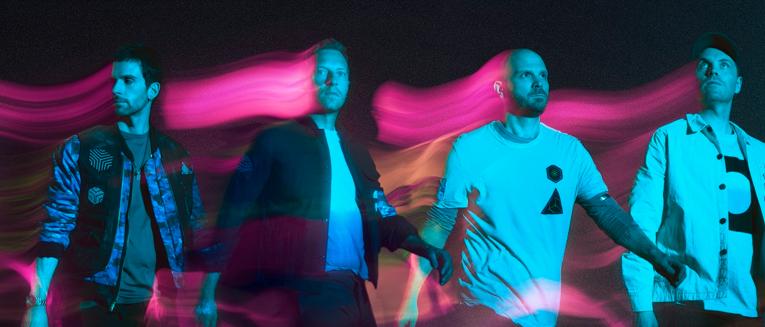 BMW hace sustentables los conciertos de Coldplay