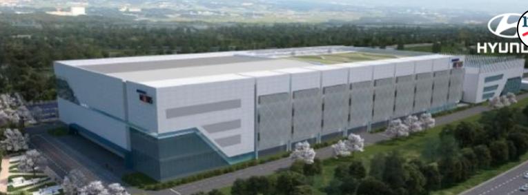 Hyundai invierte 1.1 mil millones de USD para pilas de hidrógeno